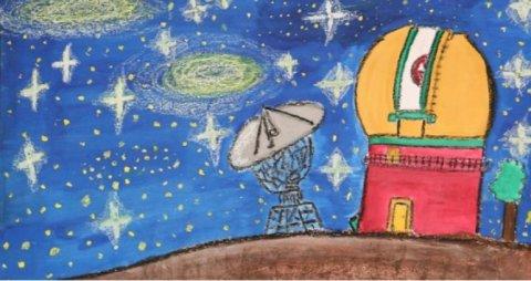 Na tropach astronomii