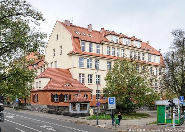 Wydział Nauk Ścisłych i Przyrodniczych US w Szczecinie